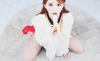 漂亮的韩国女主播18min